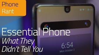 Essential Phone - Software Rant