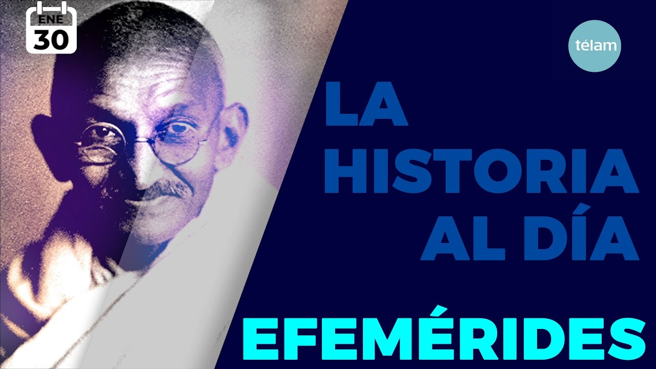 HISTORIA DEL DIA (EFEMÉRIDES 30 ENERO)