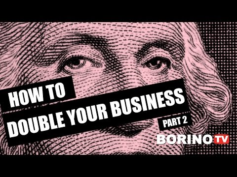How To Double You Real Estate Listings - Borino JumpStart Pt 2
