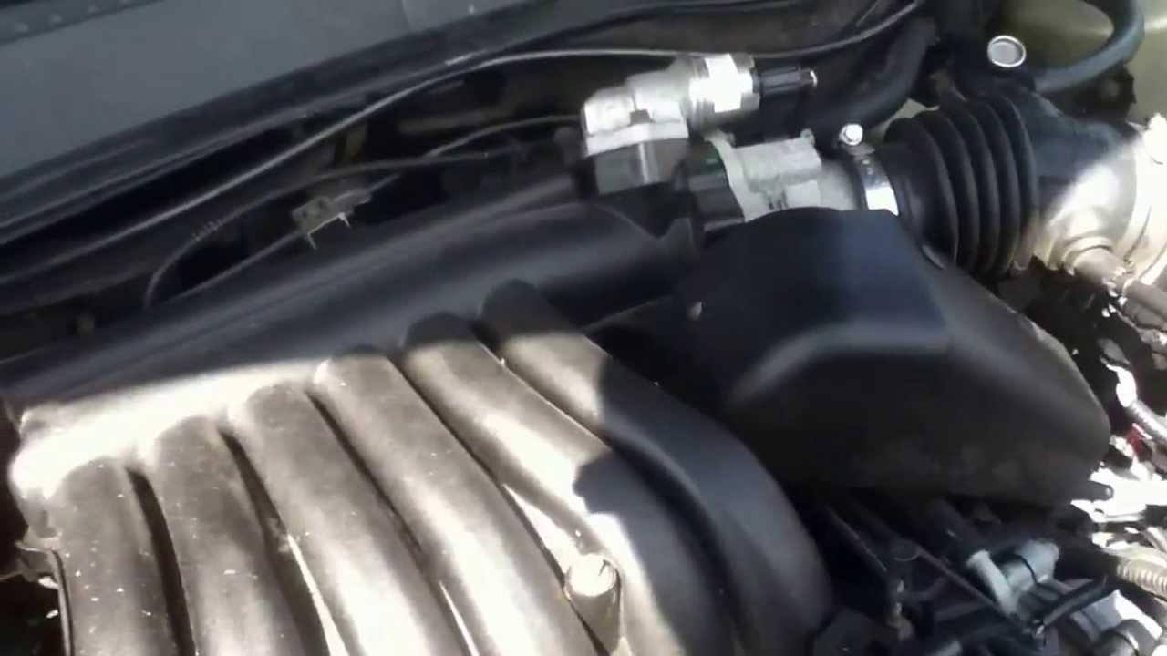 Ford 3 0 V6 Engine Diagram Egr 2001 Ford Taurus Ses Ffv 3 0 V6 Vulcan Youtube