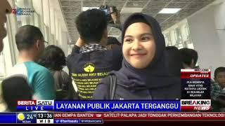 Mati Listrik, Penumpang MRT Dievakuasi di Empat Titik