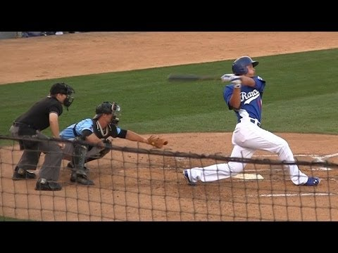 Dodgers Prospect Corey Seager Highlights with the Rancho Cucamonga Quakes