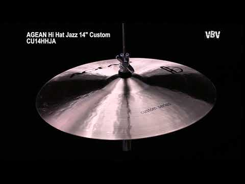 "Hi Hat Jazz 14"" Custom video"