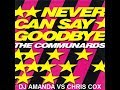 THE COMMUNARDS - NEVER SAY GOODBYE [DJ AMANDA VS CHRIS COX]