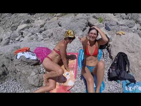 Дикий пляж Инжир