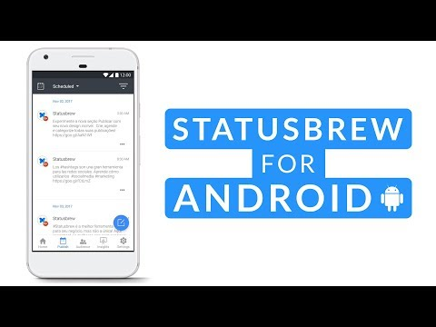 Statusbrew For Android