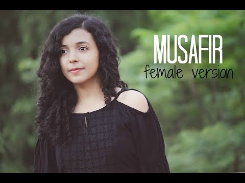 Musafir Song ( Cover ) - Atif Aslam | Sweetiee Weds NRI | Female version by Shreya Karmakar