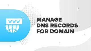 How to manage DNS Records for Domain | ResellerClub