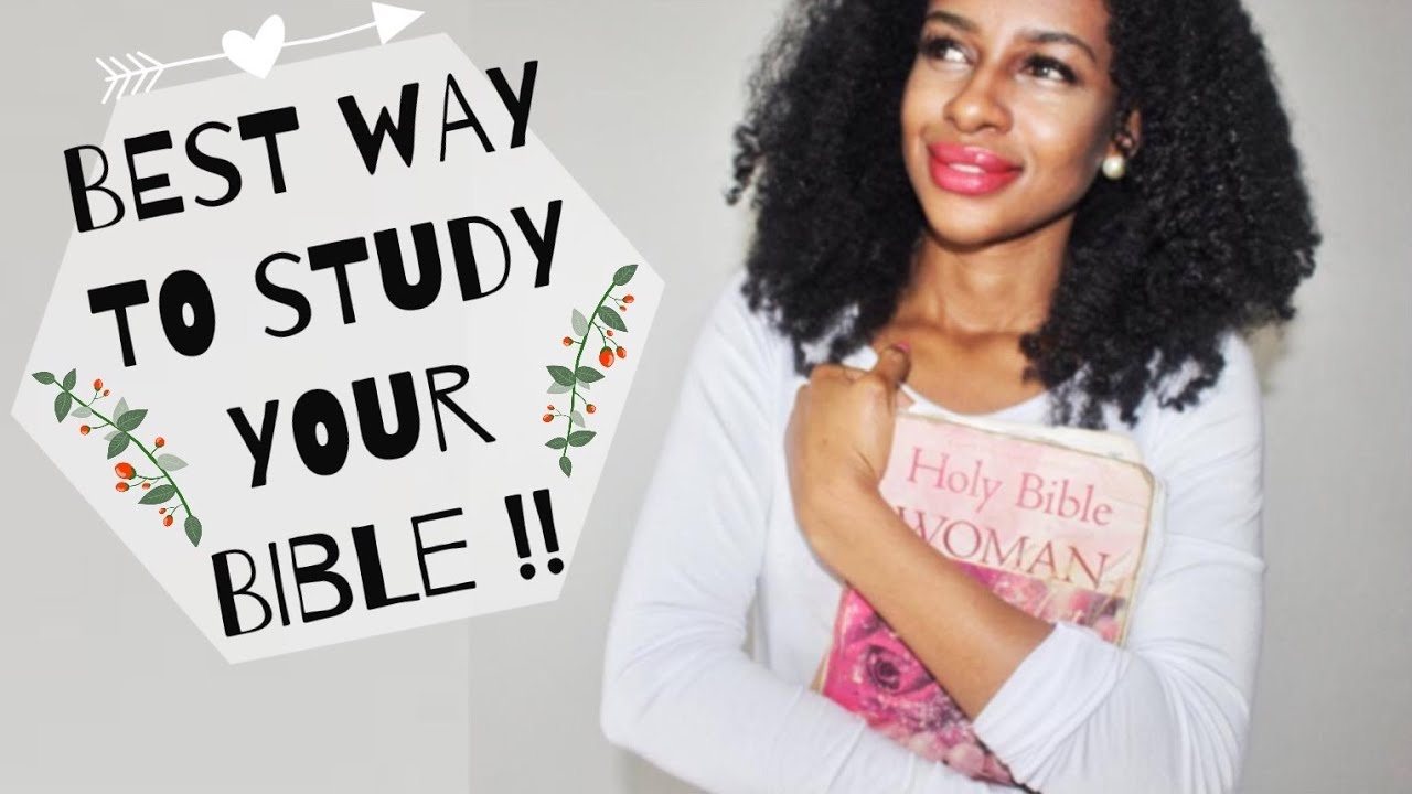 How to Conduct a Bible Study: 14 Steps (with Pictures ...