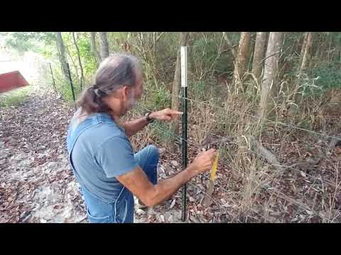 The Most AMAZING Fence Repair TOOL