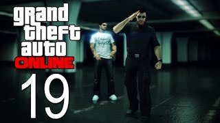 GTA 5 Online - Episode 19 - Crime Dog McGruff! (PS4)