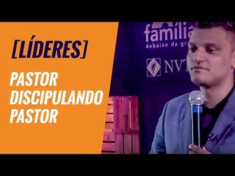[LÍDERES] Pastor Discipulando Pastor // Tiago Brunet