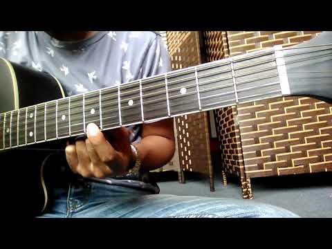 Plucking ulek mayang (basic)-guitar chords