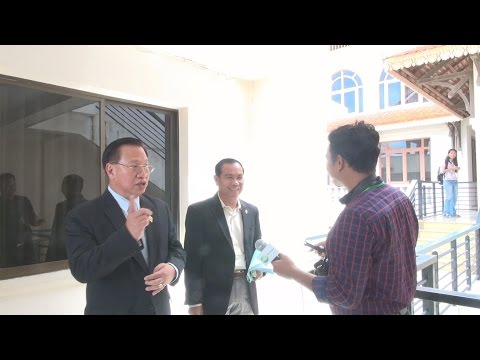 H.E Chheang Von Vs CRNP Representative Vs RFA