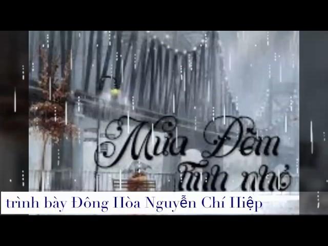 Ma m tnh nh - NG HA NGUYN CHÍ HIP
