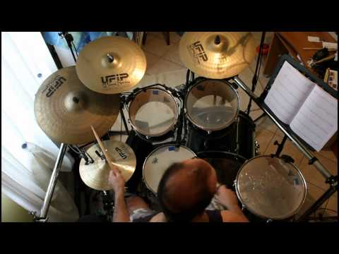 Song-Track Drumless play by me ''CUBA MAMA'' genre Mambo of RockSchool