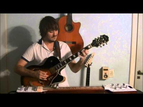 Yes - Siberian Khatru - Guitar Cover + Lap Steel (Second Time) mp3