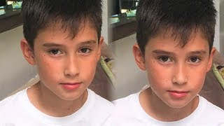 Jacob | Meet The Handsome Son of Ina Raymundo Who Went Viral on Social Media