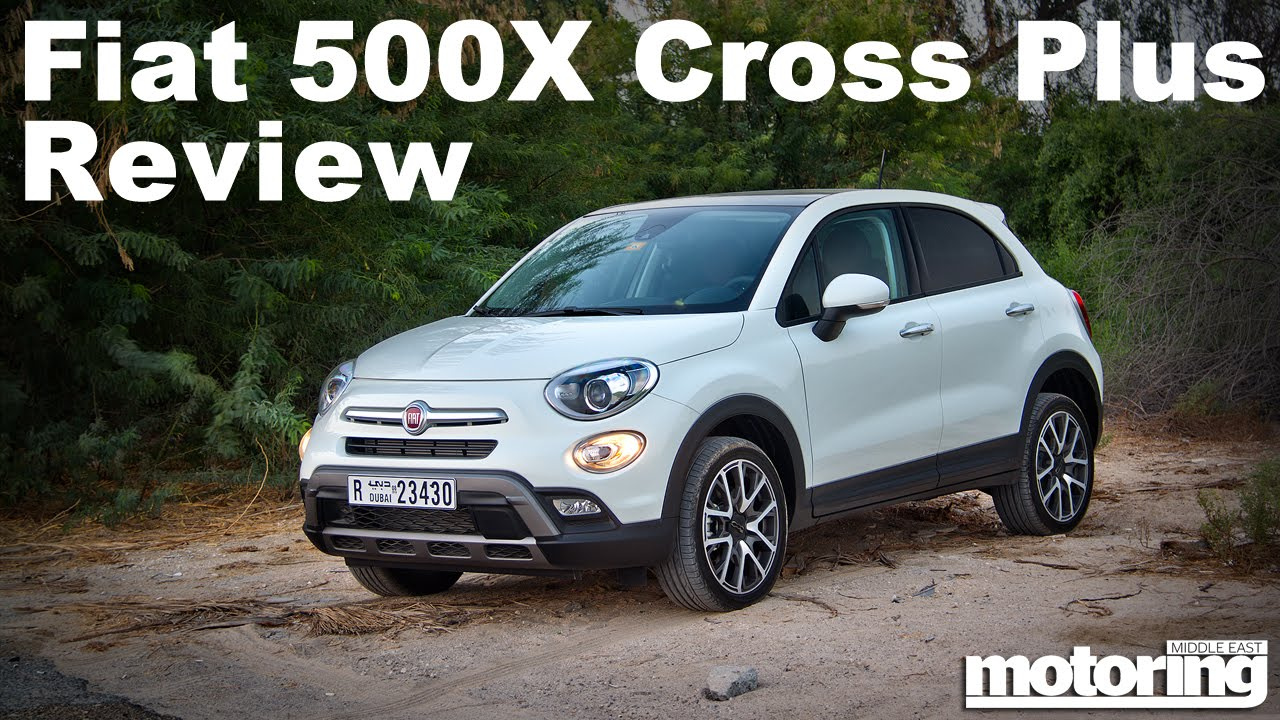 fiat 500x cross plus chic cuteness with renegade rugg doovi. Black Bedroom Furniture Sets. Home Design Ideas