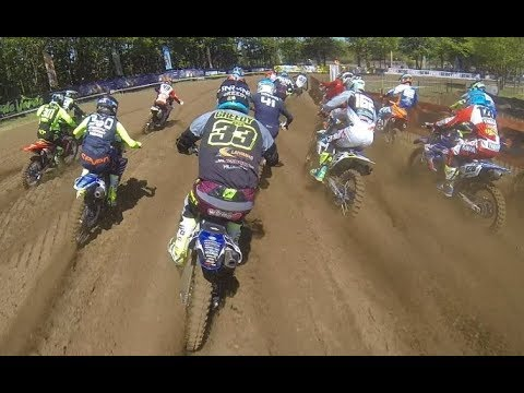 One of the Best Motocross GoPro Videos You'll Ever See!!