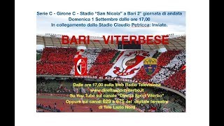Bari - viterbese 01.09.2019