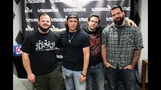NEPA Scene Podcast Ep. 65 - The debut of Scranton alternative hard rock band The Holtzmann Effect