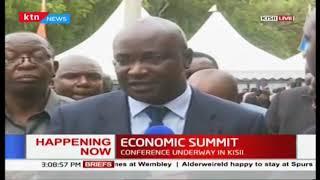 Economic Summit : Lake Region economic block summit
