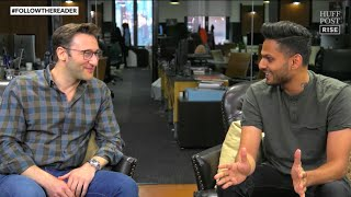 Simon Sinek | #FollowTheReader with Jay Shetty