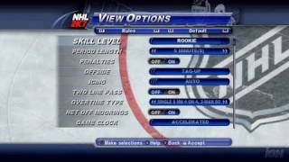 NHL 2K7 Xbox 360 Review - Video Review