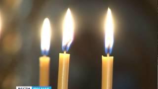 В Толгский монастырь привезли мощи святителя Спиридона Тримифунтского(, 2014-12-22T12:03:10.000Z)