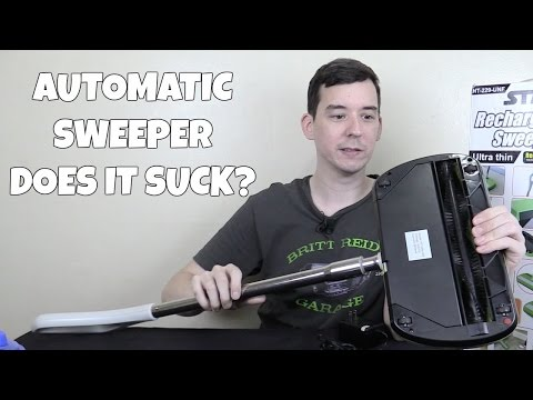 Automatic Sweeper from