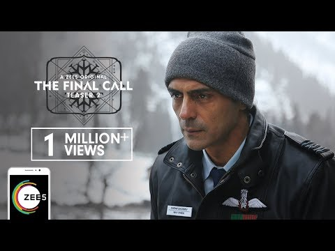 The Final Call | Official Teaser 2 | A ZEE5 Original | Arjun Rampal | Premieres 22nd Feb on ZEE5
