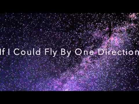 If I Could Fly By One Direction (empty arena)