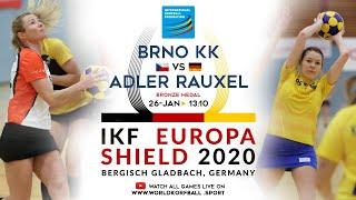 IKF ES 2020 Brno KK - KV Adler Rauxel