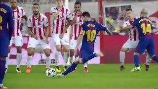 Olympiakos vs Barcelona 0-0 Extended Highlights HD 2017