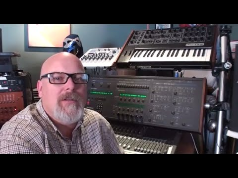 Arturia Matrix 12 V tutorial part 1