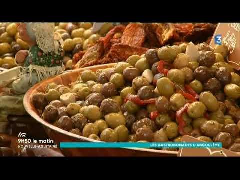 """""""9H50 le matin"""" aux Gastronomades"""