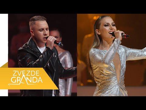 Mustafa Mehic i Zorja Pajic - Splet pesama - (live) - ZG - 20/21 - 28.11.20. EM 43 - Zvezde Granda
