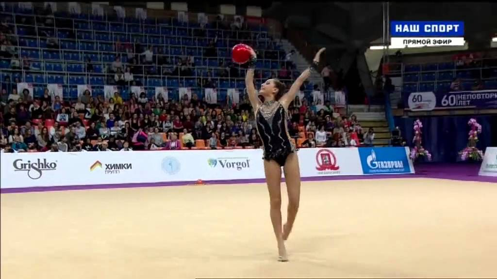 Camille Ay Ball AA 2016 Moscow Grand Prix