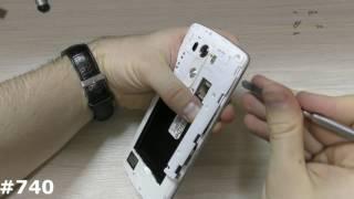 видео Настройка и ремонт телефонов LG G3 D855