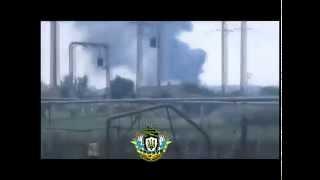 Славянск! Любительская съёмка сбитого вертолёта!29мая!Украина сегодня новости,Донецк,Луганск,Славянс