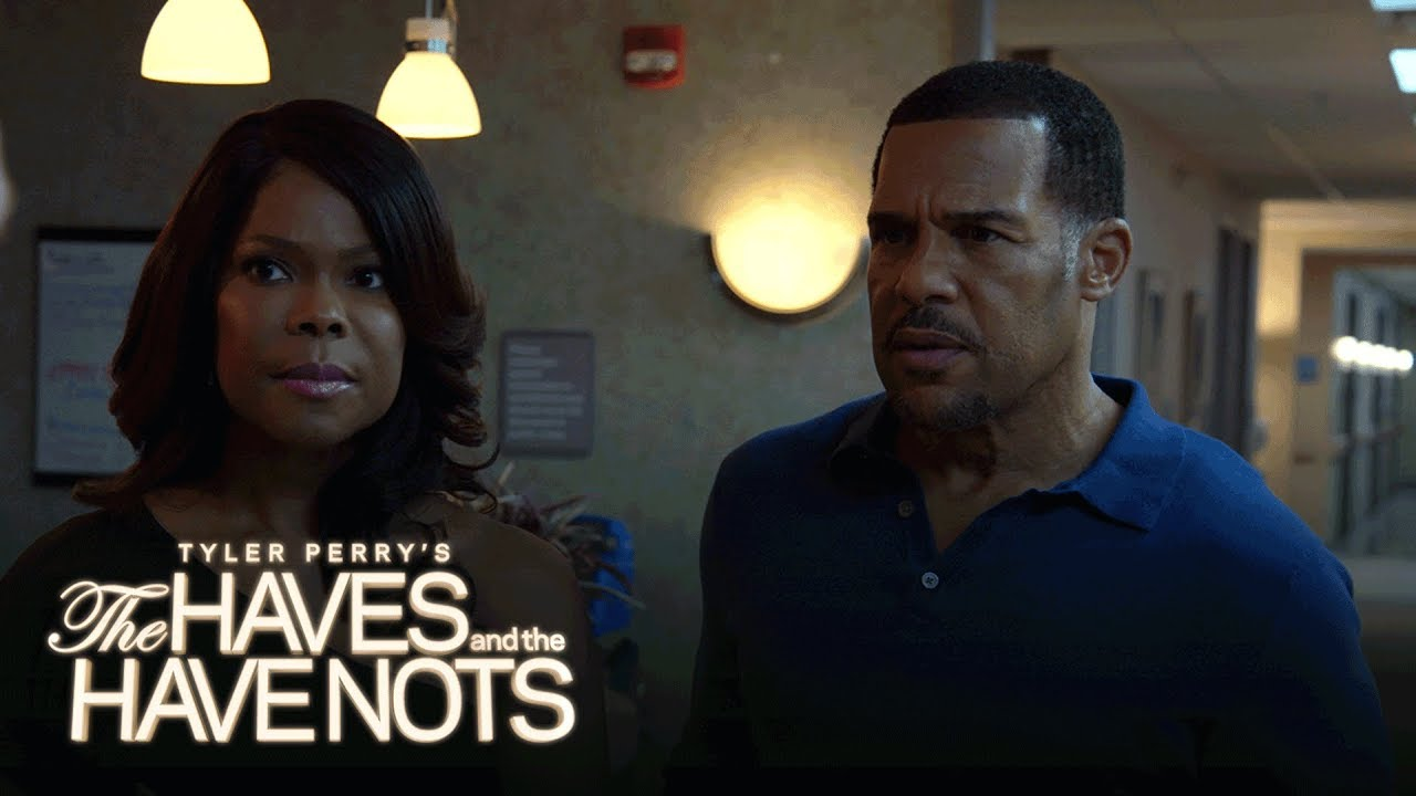 Download The Harrington's Get Disturbing News About Jeffery | Tyler Perry's The Haves and the Have Nots | OWN