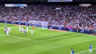 La Liga 13 09 2014 Real Madrid vs Atletico Madrid - HD - Full Match - 2ND - English Commentary