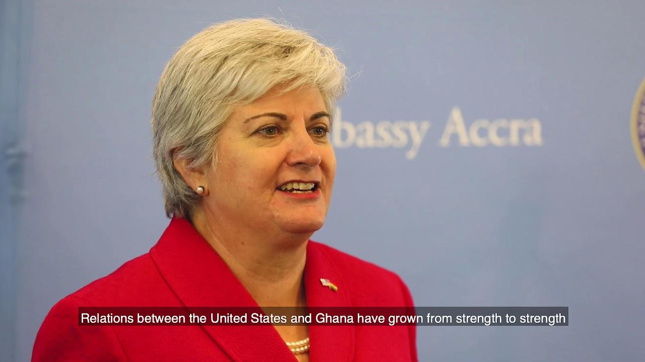 A Holiday Message from Ambassador Stephanie S. Sullivan.