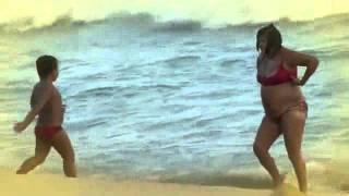 Repeat youtube video Mi Suegra Borrancha en la Playa
