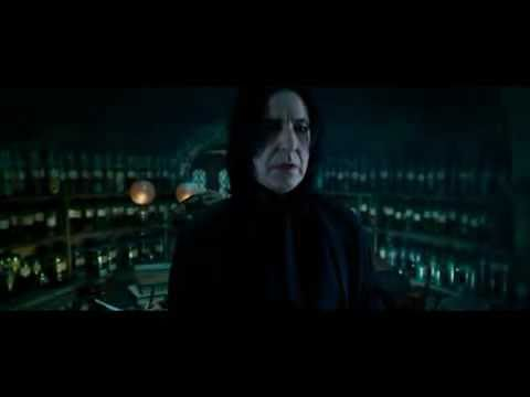 Severus Snape (Alan Rickman)  - Obviously
