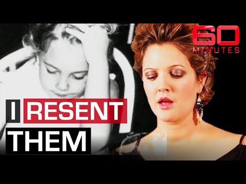 How Drew Barrymore beat family addiction curse | 60 Minutes Australia