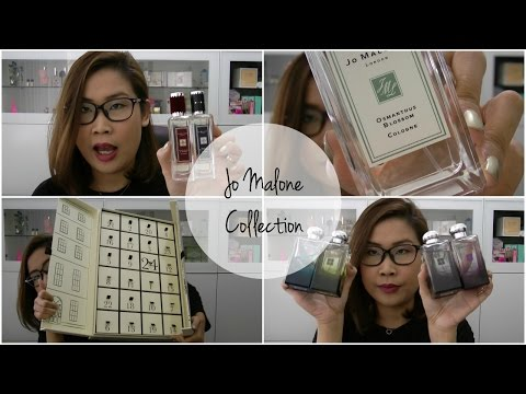 ♥黑咪分享 ♥ Jo Malone Cologne Collection + Advent Calendar 2015