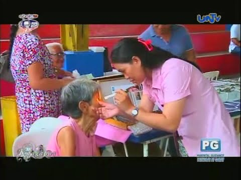 Four barangays in Metro Manila receive free medical and legal services from UNTV