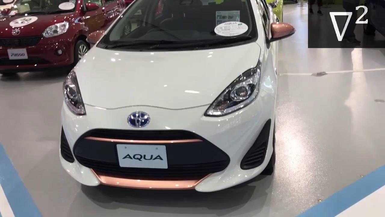 2017 Toyota Prius C Hybrid Aqua トヨタ アクアハイブリッド